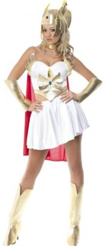 Princess of power costume