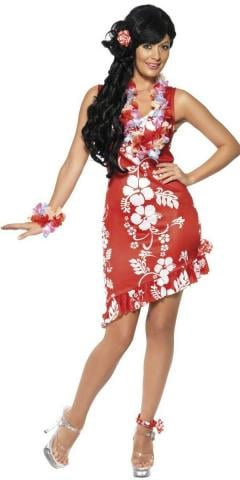 Hawaiian Beauty Costume