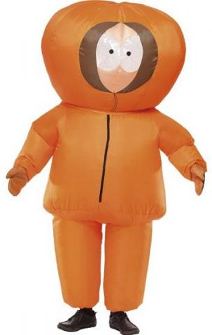 South Park Costume - Kenny
