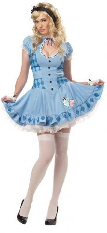 Sweet Alice Ladies Costume