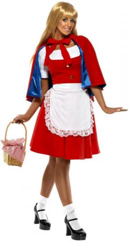 Fever Red Riding Hood costume