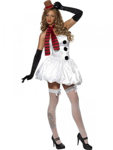 Fever snowman costume