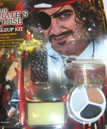 The Pirate's Makeup Kit