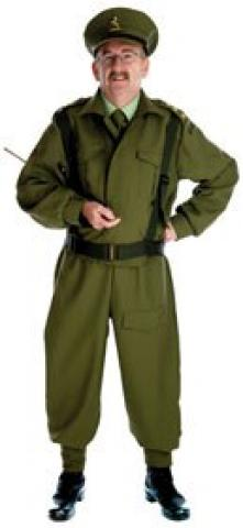 Home Guard Soldier costume