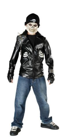 Teen Death Rider Costume