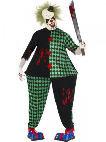 Fat Clown Costume
