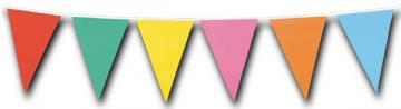 Multi-Coloured Flag Bunting