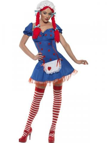 Fever Ragdoll Costume