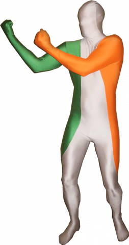 Ireland Morphsuit