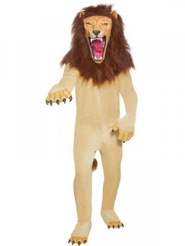 Vicious Lion Costume