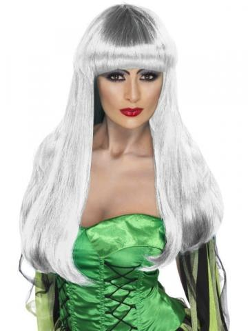 Glamour wig - blueGlamour Witch Wig - White