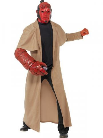 The Hellboy Costume