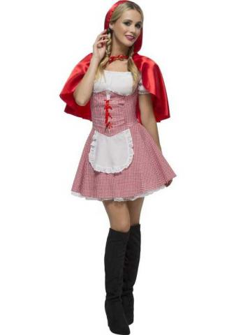 Red Riding Hood - Teen Costume