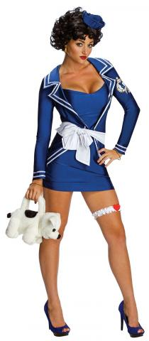 Betty Boop Sailor Costume