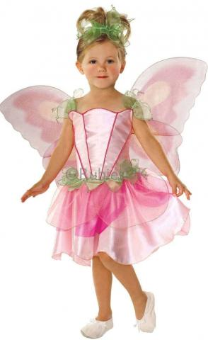 Kids Springtime Fairy Costume