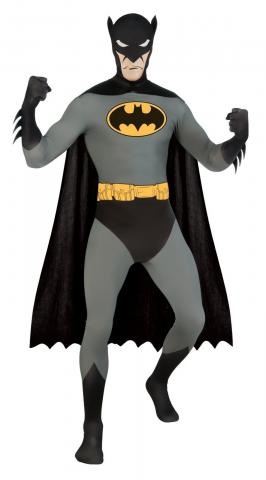 Batman Second Skin Costume