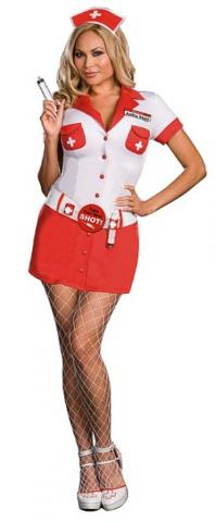 Nurse Anita Costume
