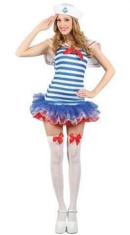 Ladies Sailor costume