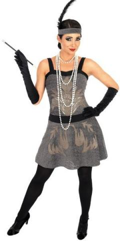 1920s cocktail party costume