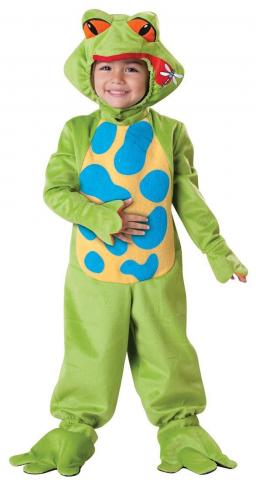 Lil' Froggy Costume