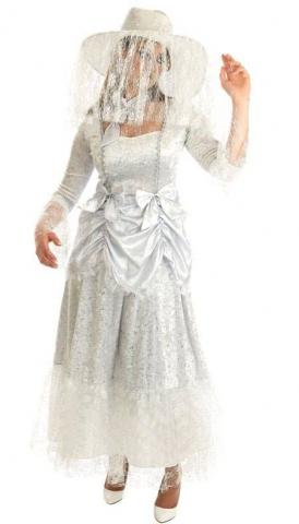 Ghost Gown costume