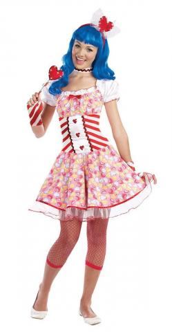 teen lollipop sensation costume
