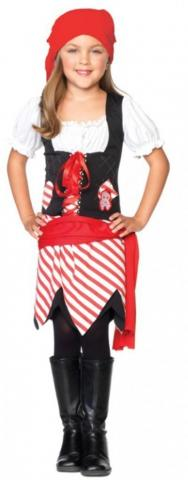 Petite Pirate costume - Kids