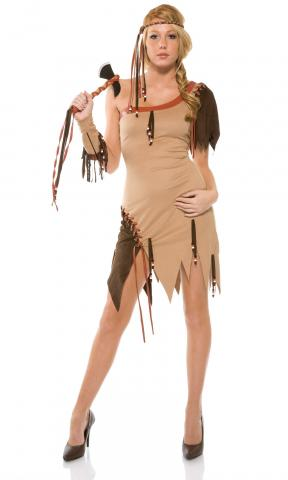 Top of the Tribe costume