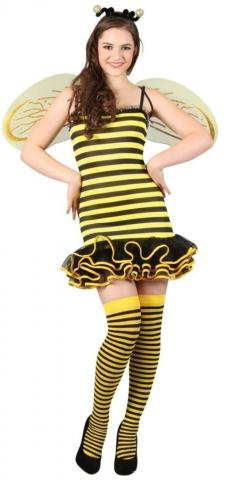 Hot Bumble Bee Costume