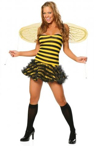 Bee Happy Costume