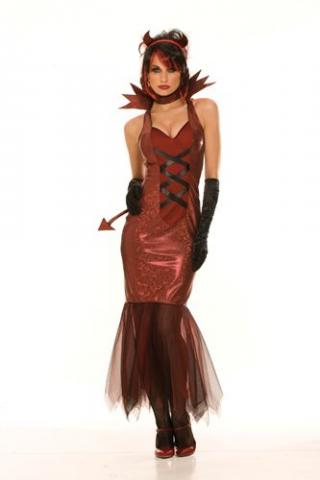 Mistress Inferno costume