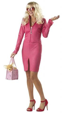 Legally Blonde Costume