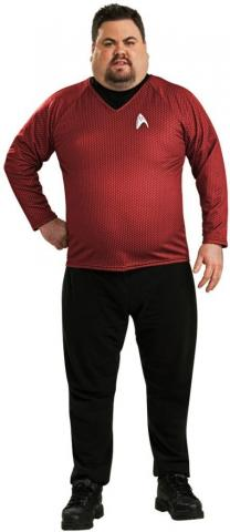 Star Trek Scotty Top - Plus Size