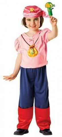 Jake and the Never Land Pirates Izzy Costume