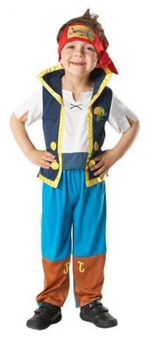 Jake The Pirate Costume