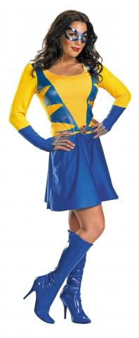 Ladies Wolverine Costume