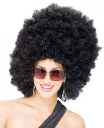 Extreme Fro Afro Black Wig