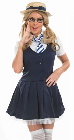 School Girl Dress