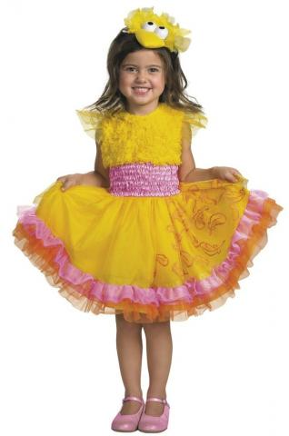 Big Bird Toddler Costume
