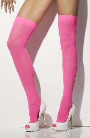Neon Pink Hold Ups