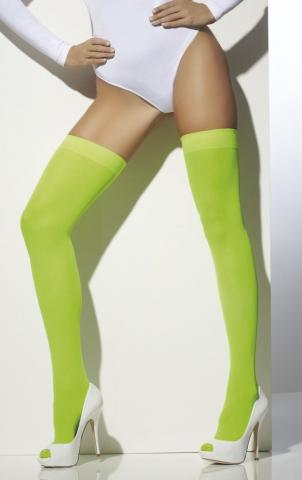 Neon Green Hold Ups
