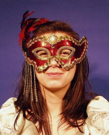 eye mask masquerade