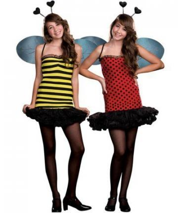 Buggin Out Reversible Teen Costume