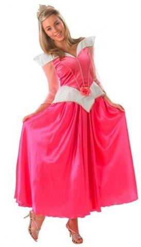 Sleeping Beauty Ladies Costume