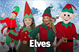 Christmas Elves Costumes