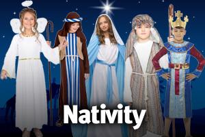 Christmas Navity Costumes