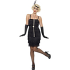 black Flapper Costume