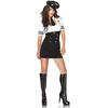 Ladies Captain Costume