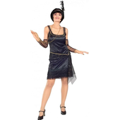 Speak Easy Flapper Costume
