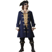 Elite Pirate Captain Fancy Dress